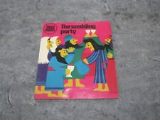 New Owl Bible Story Book - The Wedding Party - Gordon Stowell