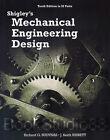 NEW 3 Days AUS Shigley's Mechanical Engineering Design 10E Richard Budynas 10th