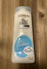 L'Oreal Go 360 Clean Deep Facial Cleanser Sensitive Skin With Scrublet 6 Fl Oz