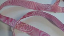 Total 5 rolls, over 200m charmeuse satin bias binding fabric, size 2.6cm.