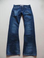Levi's 512 Herren Bootcut Jeans Hose, W 32 /L 34, Vintage Denim, TOP Waschung !