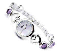 KIMIO Women's Watches beads Watch Girls' fashion evening party Wristwatch Purple