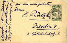 K.u.K. Militär Postkarten Ganzsache Bosnien Hercegovina mit Stempel 1917 Krieg