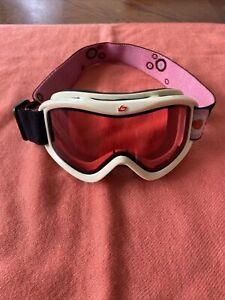 Bolle girls ski googles