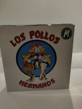 2013 SDCC BREAKING BAD Walter White Los Pollos Hermanos Exclusive Mezco Figure