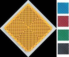 7.2 sqm NEW SUREFLOOR INTERLOCKING VINYL SAFETY FLOOR TILES