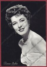 ELEANOR PARKER 02b ATTRICE ACTRESS CINEMA MOVIE STAR USA Cartolina FOTOGRAFICA