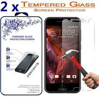 2x For HTC One A9 Ballistic Tempered Glass Screen Protector