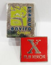 ENVIRONMENT FUJI XEROX SYDNEY OLYMPIC GAMES 2000 PIN BADGE COLLECT #718