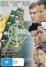 GREEN SAILS Marcus Graham DVD Region Free - New - PAL