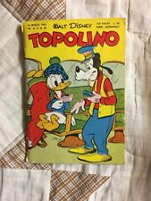 Topolino N 62 Libretto Originale Ottimo