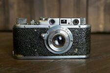 FED-1 Soviet Rangefinder CAMERA Dzerzhinsky + lens №237058. Not working.