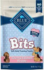 Natural Blue Buffalo Dog Training Treats Healthy Salmon Bits MADE IN USA Sale