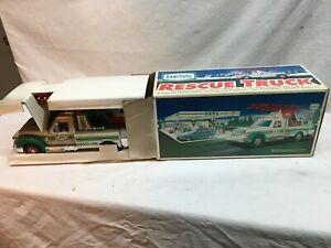 HESS RESCUE TRUCK 1994  in Original Box