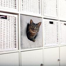 Cuccia Igloo nicchia Gatto TRIXIE in Peluches adatto per Scaffali IKEA Cuscino