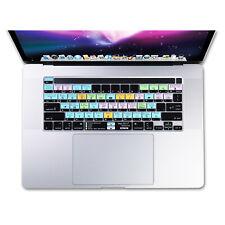 XSKN Mac OS X Shortcut Keyboard Cover Skin for Touch Bar MacBook Pro 16 A2141
