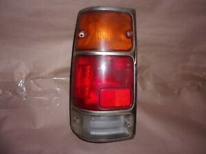 91-97 ISUZU RODEO LH LEFT DRIVER SIDE TAIL LIGHT USED