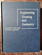 Engineering Drawing And Geometry By Randolph Hoelscher . Clifford Springer .1956