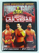 King of the Cage - The Fighters of Las Vegas (DVD, 2005)