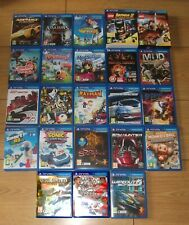 Sony Vita Games - Sold Individually