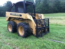 John Deere 270 Skid Steer 2800LB High Flow and Lift! See Video!