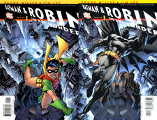 ALL STAR BATMAN AND ROBIN #1 MAIN & VARIANT COVER SET DC NM 1st PRINT 2005