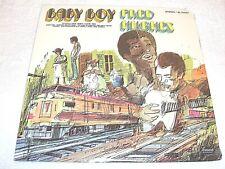 "Fred Hughes ""Baby Boy"" 1969 Funk/Soul LP, SEALED/ MINT!, Orig Brunswick Pressing"
