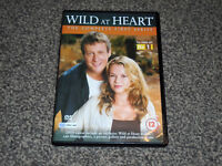 WILD AT HEART : THE COMPLETE FIRST SERIES  (1st) - DVD BOXSET (FREE UK P&P)