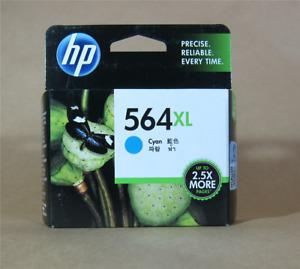 [0888*] HP 564XL (CB323WA) CYAN INK ( RRP>$40 )