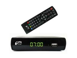 Digital TV Converter Box P19-106 Supports Full HD/USB With Remote Control RCA