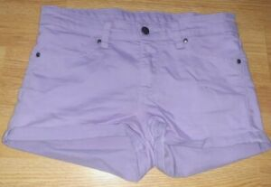 Divided size 4 Lilac shorts.