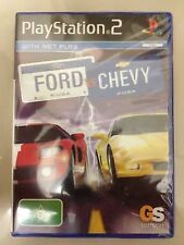 PS2 Game, Ford Vs Chevy. (New & Sealed)