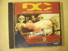 Dark Colony - gioco PC strategico old style