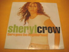 Cardsleeve Single CD SHERYL CROW There Goes The Neighborhood 2TR'98 country rock