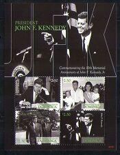 Dominica 2009 JFK/presidente Kennedy/La Política/personas 4 V M/S (n32469)