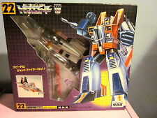 Transformers Encore 22 Starscream Japan