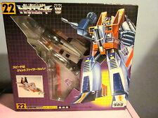 Transformers Encore 22 Starscream Japan