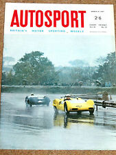 Autosport 10/3/67* CLUB RACING SURVEY - TASMAN SERIES JIM CLARK is CHAMPION