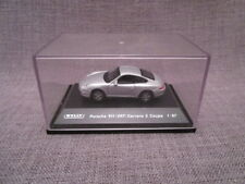 voiture miniature Welly:porsche 911 neuve boite 1/87