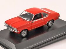 VAUXHALL FIRENZA 1800 SL in Red 1/43 model OXFORD DIECAST