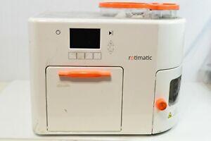 Rotimatic Robotic Roti Maker ZMA0111A AS IS Bread Machine