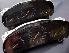 Saab 900/9-3 instrument clusters