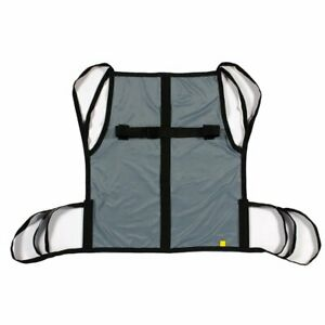 Hoyer One Piece Commode Lift Sling with Positioning Strap, Medium, (70057) *NEW*
