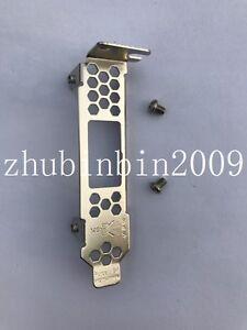 Low Profile Bracket P1276-0018M for LSI00343 SAS 9300-8e Host Bus Adapter