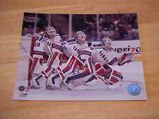Henrik Lundqvist Rangers Officially LICENSED 8X10 Photo FREE SHIPPING 3/morej