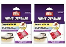 2 Pack - Ortho Home Defense Bed Bug Trap (4 Traps Total) Free Shipping!