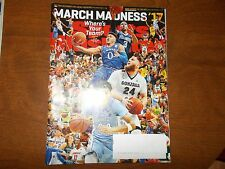 sports illustrated march madness preview march 20, 2017 justin johnson unc