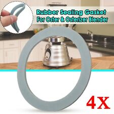 4 Pack Rubber Sealing Gasket O Ring Replacement For Oster & Osterizer   USA