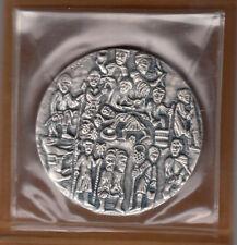 Medaglia Calendario 1978 Argento RARA MEDAGLIA ZECCA DI STATO IPZS ARGENTO ALTO