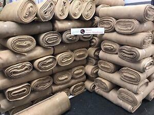 "Hessian Fabric - Jute - Burlap biodegradable - 137cm/54"" wide -Craft-Upholstery"